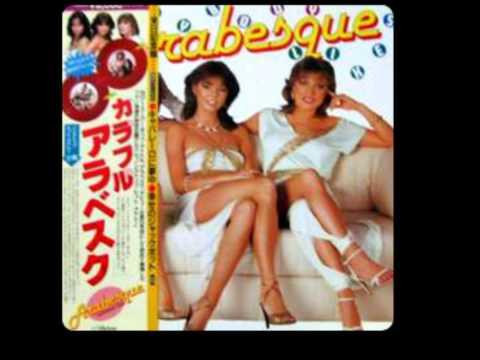 70's disco arabesque nonstop hit medley