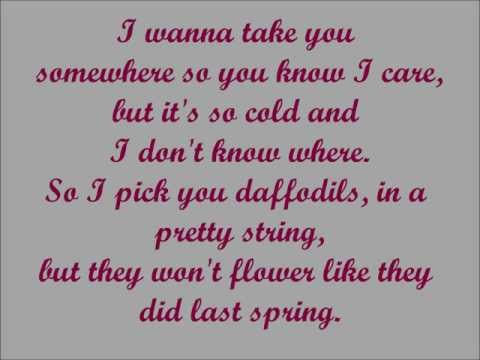 Tom Odell - Another Love with lyrics!