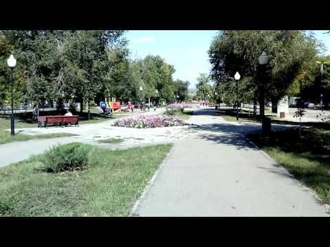 Вниз по улице Свердлова. Новокуйбышевск.