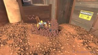 Demoman in a shellnut