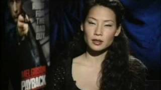Lucy Lui about Payback (1999)