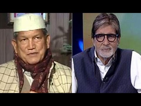 Making efforts to clean Uttarakhand: Chief Minister Harish Rawat