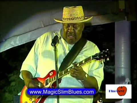 Magic Slim and the Teardrops in Vermont 2009
