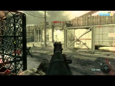 Call Of Duty - Black Ops - Vorkuta (part 2)