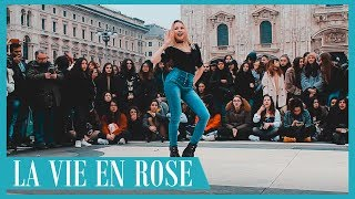 [KPOP IN PUBLIC with GoToe] IZ*ONE - LA VIE EN ROSE Dance Cover by Alex @ Milan
