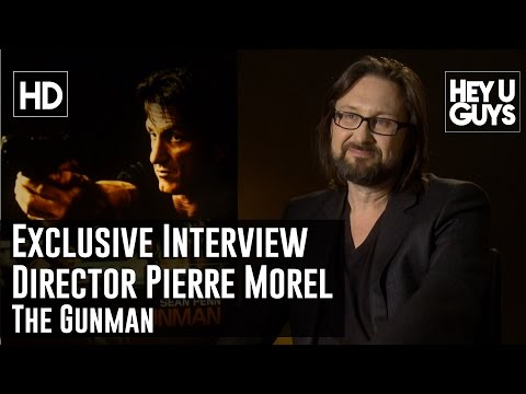 Director Pierre Morel Exclusive Interview - The Gunman