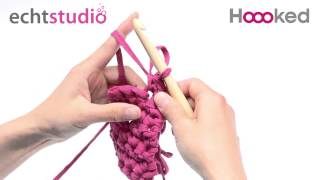 Echtstudio - Lusjessteek (Loop Stitch)