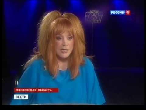 Фактор А 3 сезон -Алла Пугачева (Интервью т/к Россия.