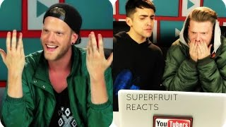 Super Fruit Reacts ( Fine Brothers ) Part 2