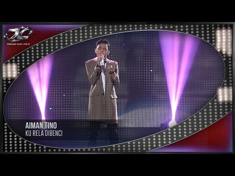 download lagu #AJL31 Aiman Tino   Ku Rela Dibenci gratis