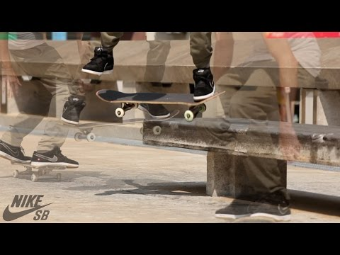 Nike SB Quartersnacks Dunk in Philadelphia (Video)