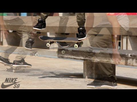 Nike SB Quartersnacks Dunk in Philadelphia (Video)