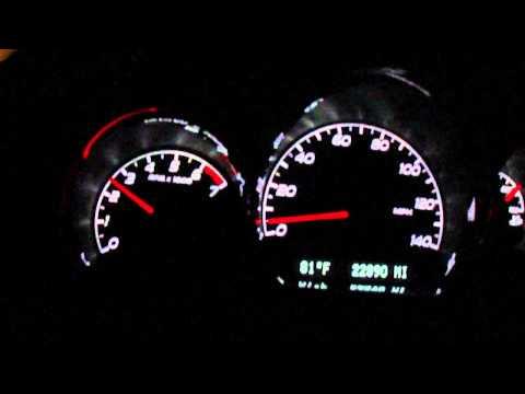 2009 Pontiac G6 3.5L V6 0-60 Acceleration