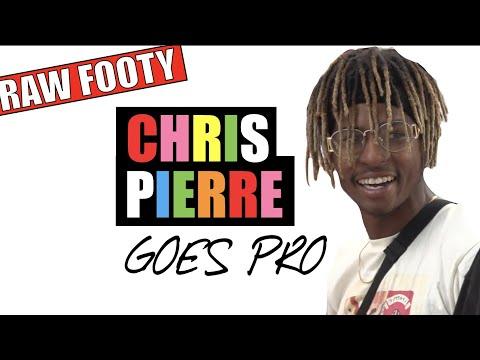 Chris Pierre Surprise pro party (RAW BONUS)