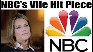 NBC blames Covington kids... AGAINI!