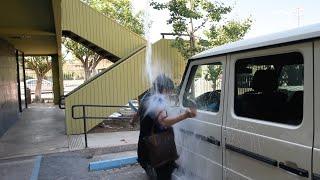 Ice Bucket Challenge - AMBUSHED!