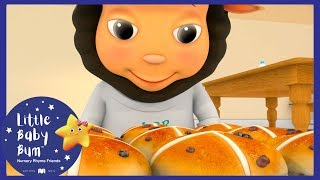 Hot Cross Buns + More! | Little Baby Boogie | LBB | Nursery Rhymes For Babies