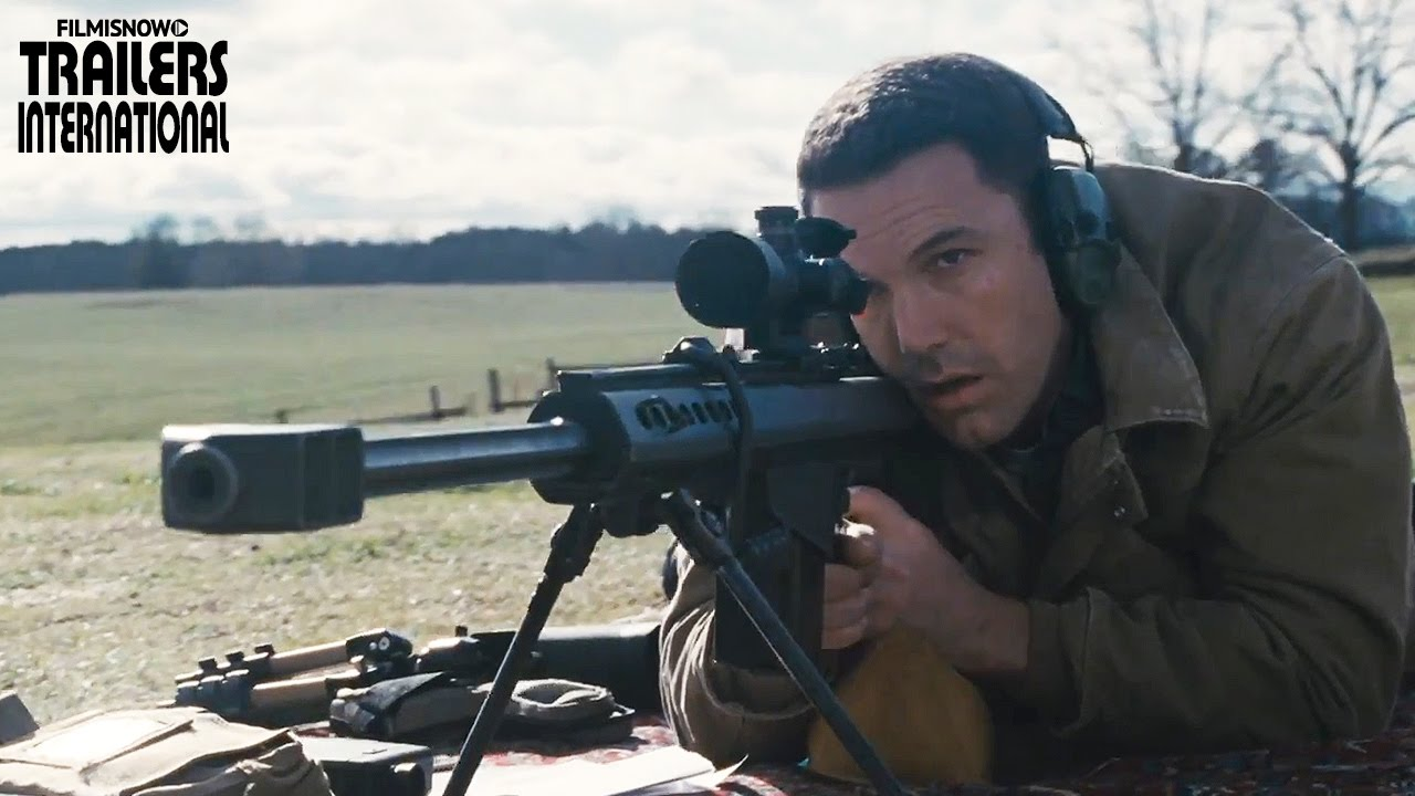 Ben Affleck é um gênio assassino no trailer de O Contador [HD]