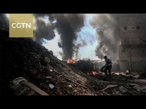 Multiple Conflicts Continue Across Syria In 2016
