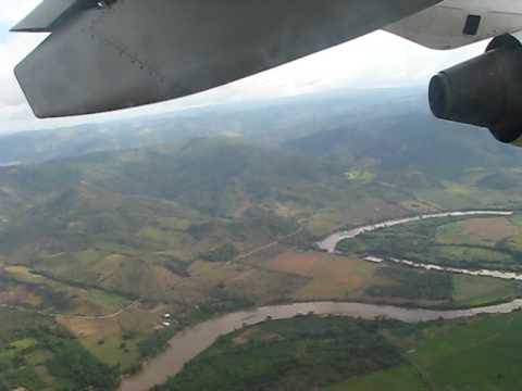 Aterrizaje en Tarapoto