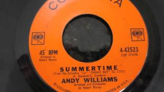 Watch Andy Williams Summertime video