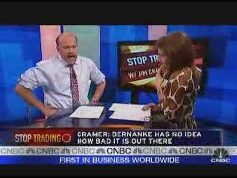 Jim Cramer  - Cut Rates