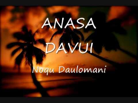 Anasa Davui - Noqu Daulomani