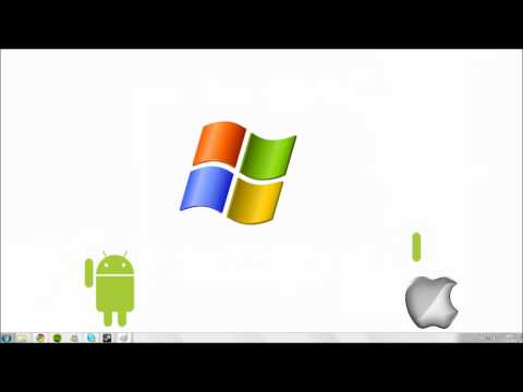 android vs windows and apple