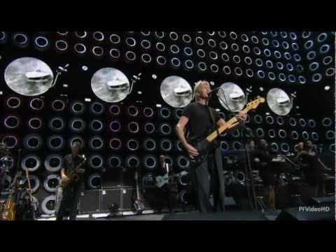 [Full HD] Roger Waters - Live Earth 2007 - Money~Eclipse