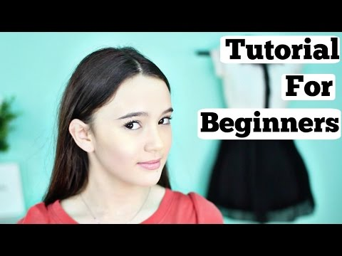 Makeup Tutorial for Beginners/Teenagers   Fiona's Fresh Face   Fiona Frills