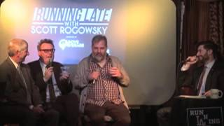 Dan Harmon Sees Himself in Donald Trump – Running Late with Scott Rogowsky