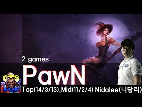Highlight Nidalee của PawN (Samsung White)