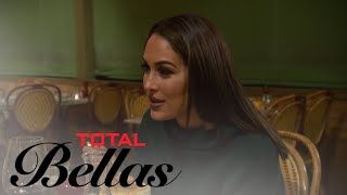 Brie Bella Gets Real With Sister Nikki About John Cena | Total Bellas | E!
