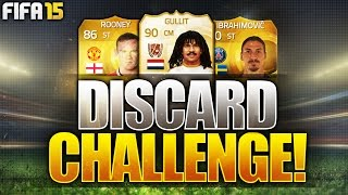 OMFG LEGEND GULLIT!!! FIFA 15 DISCARD PACK CHALLENGE!!! Most Expensive Fifa 15 Discard Packs Ever!