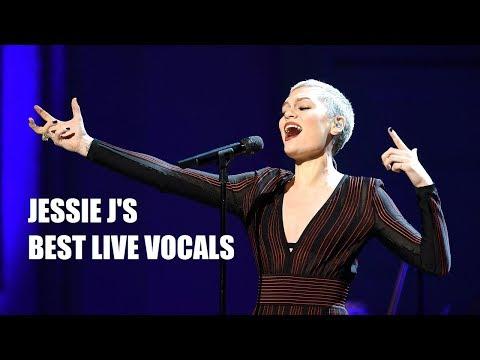 Jessie J's Best Live Vocals