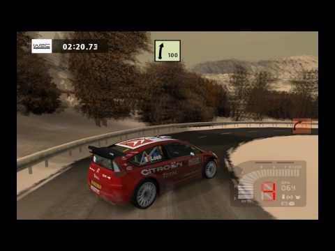 Citroen C4 Wrc 2009. RBR - Citroen C4 WRC #39;08