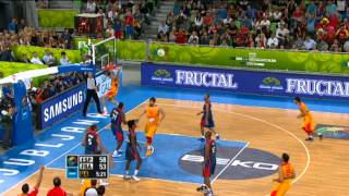 Highlights Spain-France EuroBasket 2013