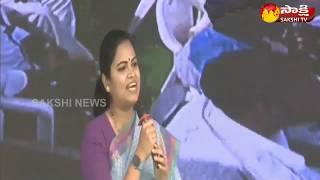 YSRCP Leader Viduthalai Rajini Good Speech | YSRCP's 'BC Garjana' Sabha | Eluru