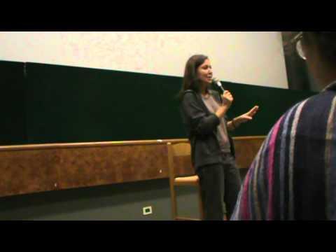 SABINA GUZZANTI al CINEMA NUOVO di LA SPEZIA 08/10/2014