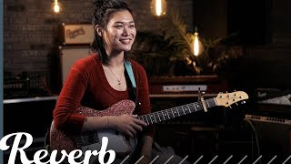 Yvette Young (Covet) Creates Songs with Guitar Tapping and Open Tunings  | Reverb Interview