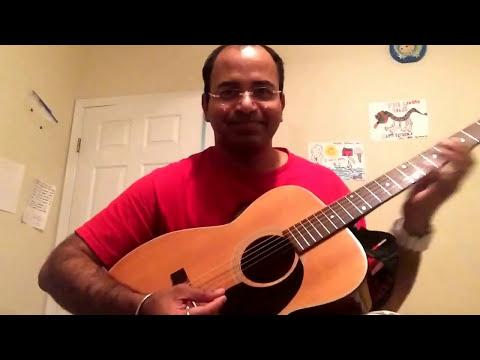 Guitar Practice - Ek Haseena Thi Ek Deewana Tha