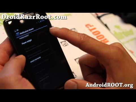 CM10.1 ROM for Rooted Droid Razr! [Verizon/GSM][Android 4.2.2]