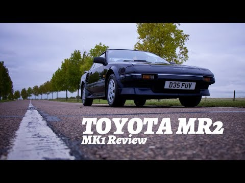 Toyota MR2 Mk1 Review