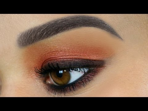 How To Apply EYESHADOW Perfectly - The Beginners Guide   ShrutiArjunAnand