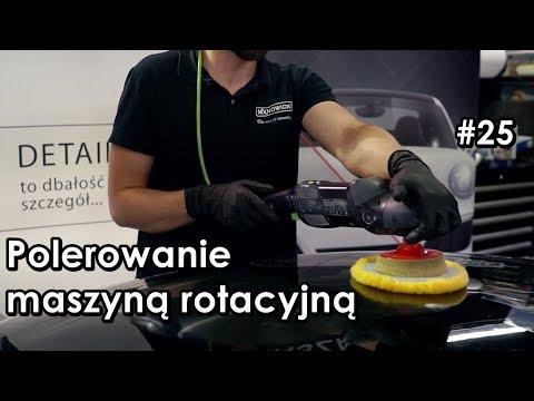 Podstawy Polerowania Maszyną Rotacyjną #25