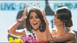 Trailer México road to Miss Universe 2015.
