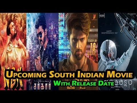 Top 19 Upcoming South Indian Movies With Release Date, Cast & Budget | The Topic