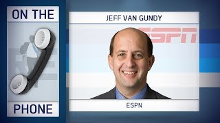 Jeff Van Gundy Talks NBA Playoffs, Jodie Foster & More w/Rich Eisen | Full Interview | 4/19/19