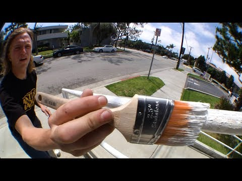 Sean Imes Rail Skater & Painter