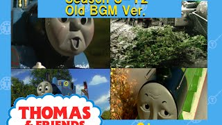 Thomas and Friends Season 8~12 Accident scene Old BGM